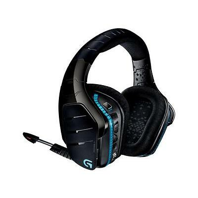 Logitech G933 Artemis Spectrum Wireless 7.1 Surround Gaming Headset (981-000585)