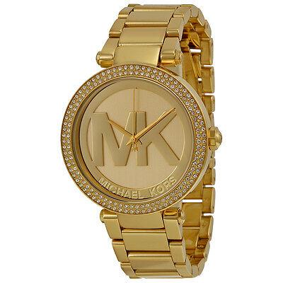 Michael Kors Parker Gold-tone Watch MK5784