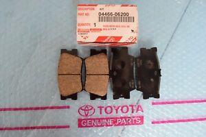 Genuine Toyota Camry Avalon 12-17 Rear Brake Pads 04466-06200 0446606200 OEM
