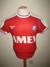 FC Utrecht SIGNED home Holland football shirt soccer jersey voetbal size MB, 152