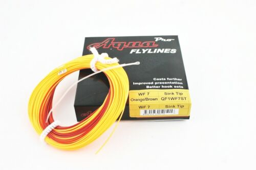 Aqua Pro Floating Intermediate Sinking Sink Tip Floating WF DT Fly Fishing Line
