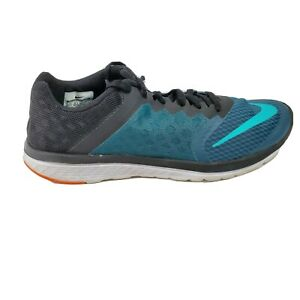 Nike-FS-Lite-Run-3-Mens-Teal-Blue-Low-Top-Running-Shoes-Size-11-5