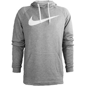 Nike Dri FIT Men's Long Sleeve Full Zip Training Hoodie. Nike NZ