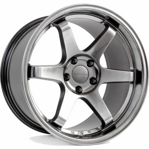 19x10.5 Hyperblack Wheel Varrstoen ES2 5x4.5 12