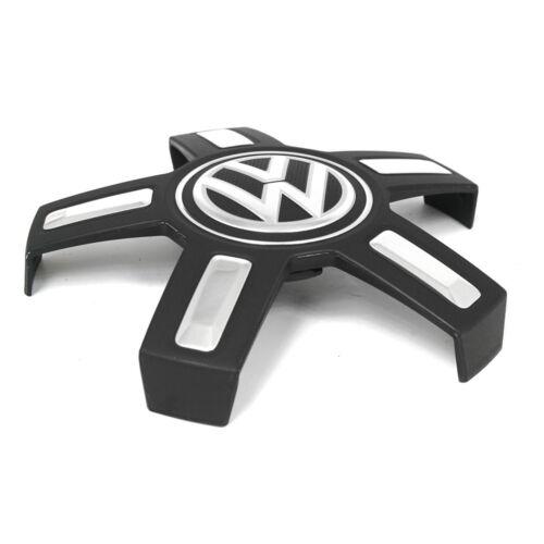Originales de VW calota radzierkappe embellecedores llantas embellecedor Cromo Plata OEM