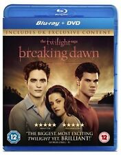 The Twilight Saga - Breaking Dawn - Part 1 (Blu-ray and DVD) FREE SHIPPING