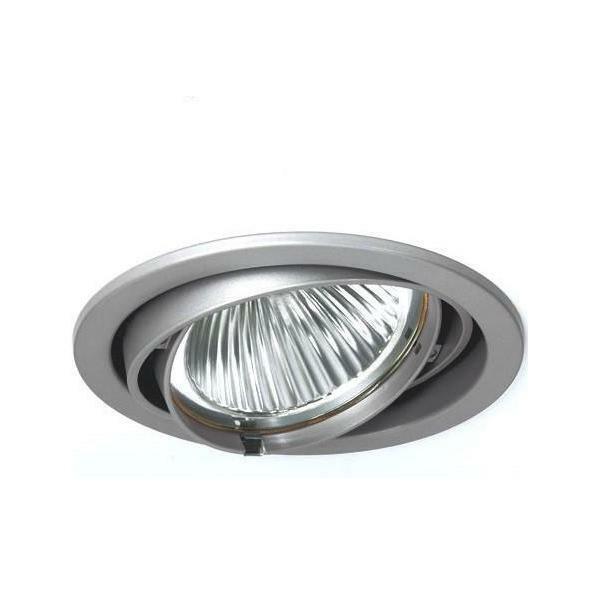 LTS Licht&Leuchten LED-Einbaustrahler SCELP 401.1040.45 si IP20 Licht&Leuchten