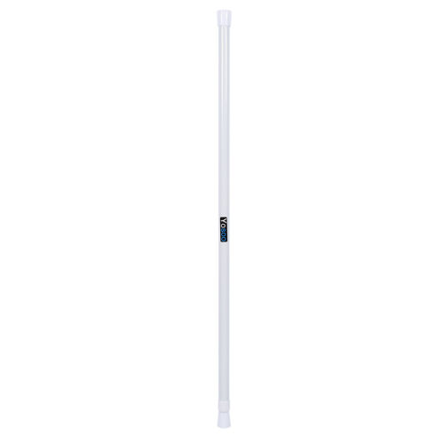 Extendable Telescopic Shower Curtain Pole 55-200 cm Rail Rod Pole Bath Door