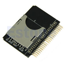 Practical SD/Micro sd Memory Card to 2.5 44pin IDE Adapter Reader For Laptop