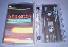 SHAKATAK DOWN ON THE STREET cassette tape album T2648