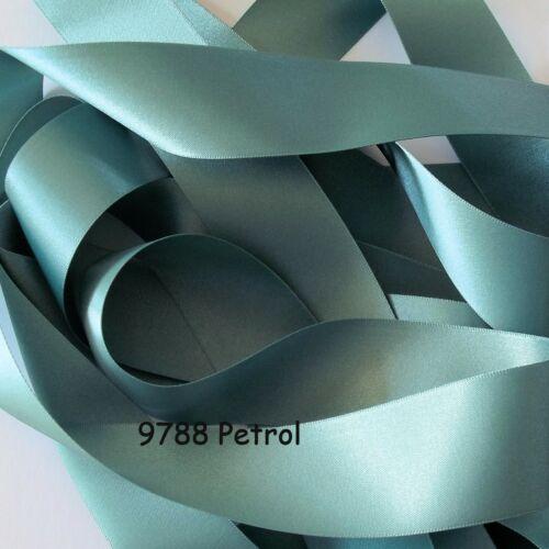 R3501 différentes largeurs Essence 9788 Berisfords Ruban Double Ruban Satin
