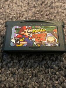 Mario-Vs-Donkey-Kong-Game-Boy-Advance-GBA-Rare-Graphic-Design