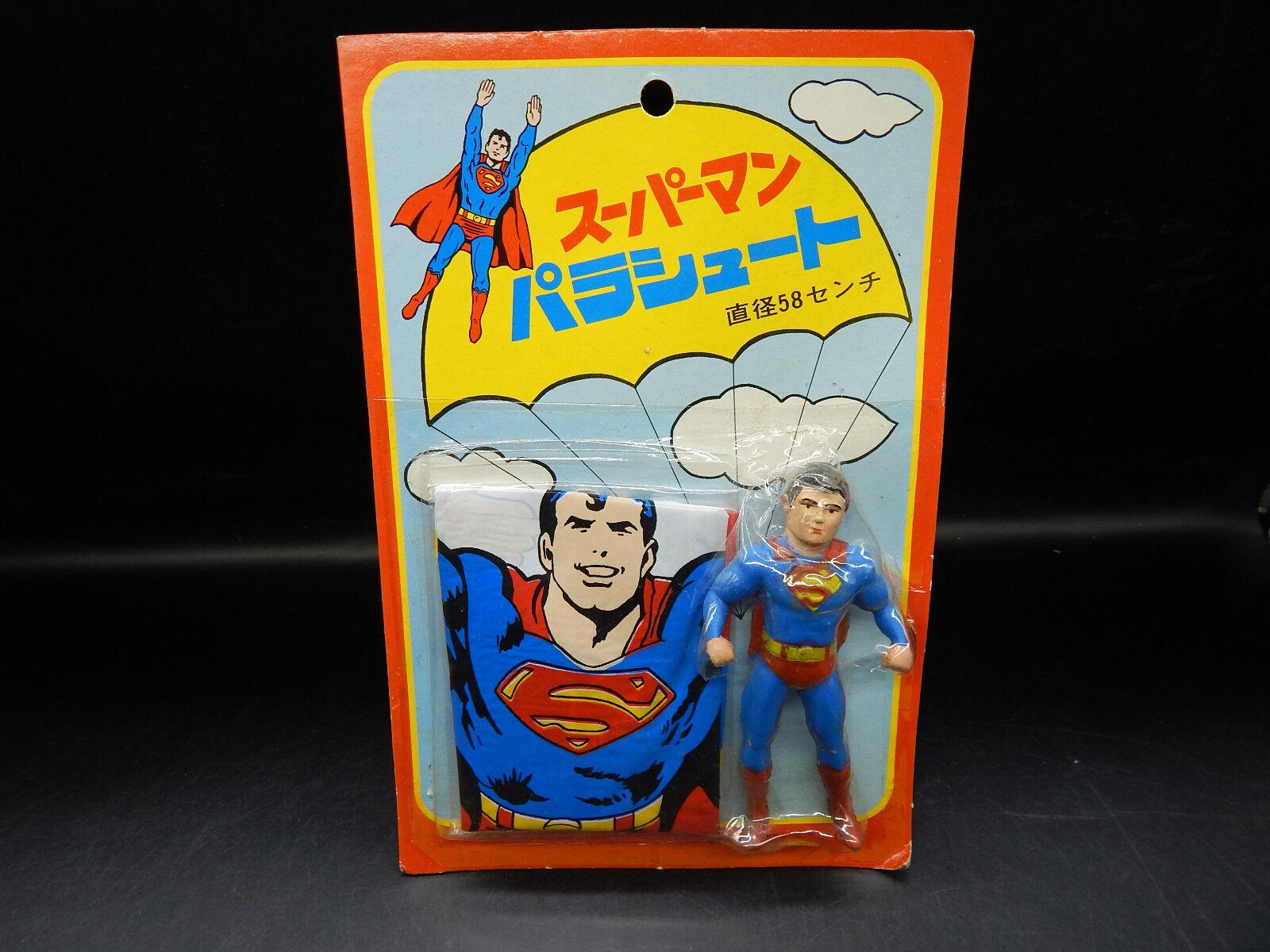 Moc 1979 vintage japanese superman vinyl abbildung dc comics japan 1970 ist sofubi