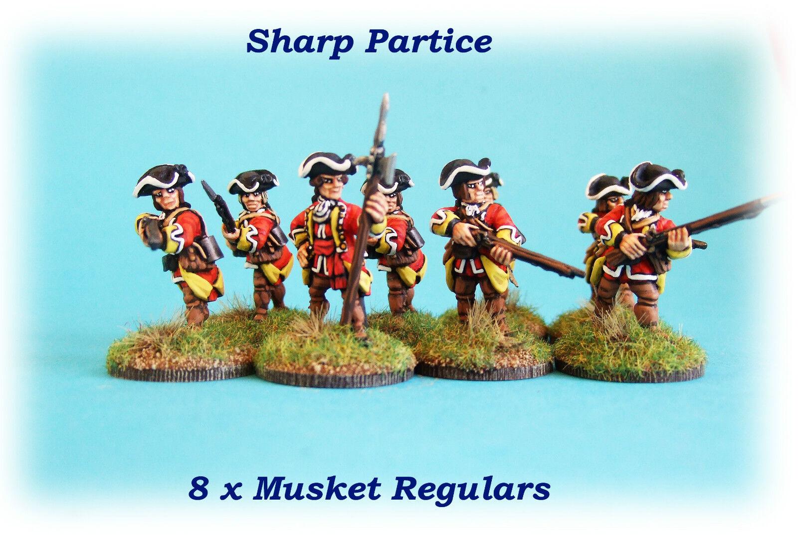 SHARP PRACTICE - British Regulars Force 1756