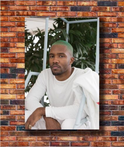 T2631 20x30 24x36 Silk Poster Frank Ocean Custom Rap Music Singer Art Print