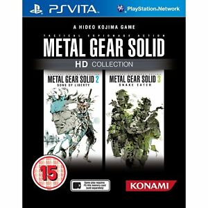 Metal-Gear-Solid-HD-Collection-PS-Vita-For-PAL-PS-Vita-New-amp-Sealed