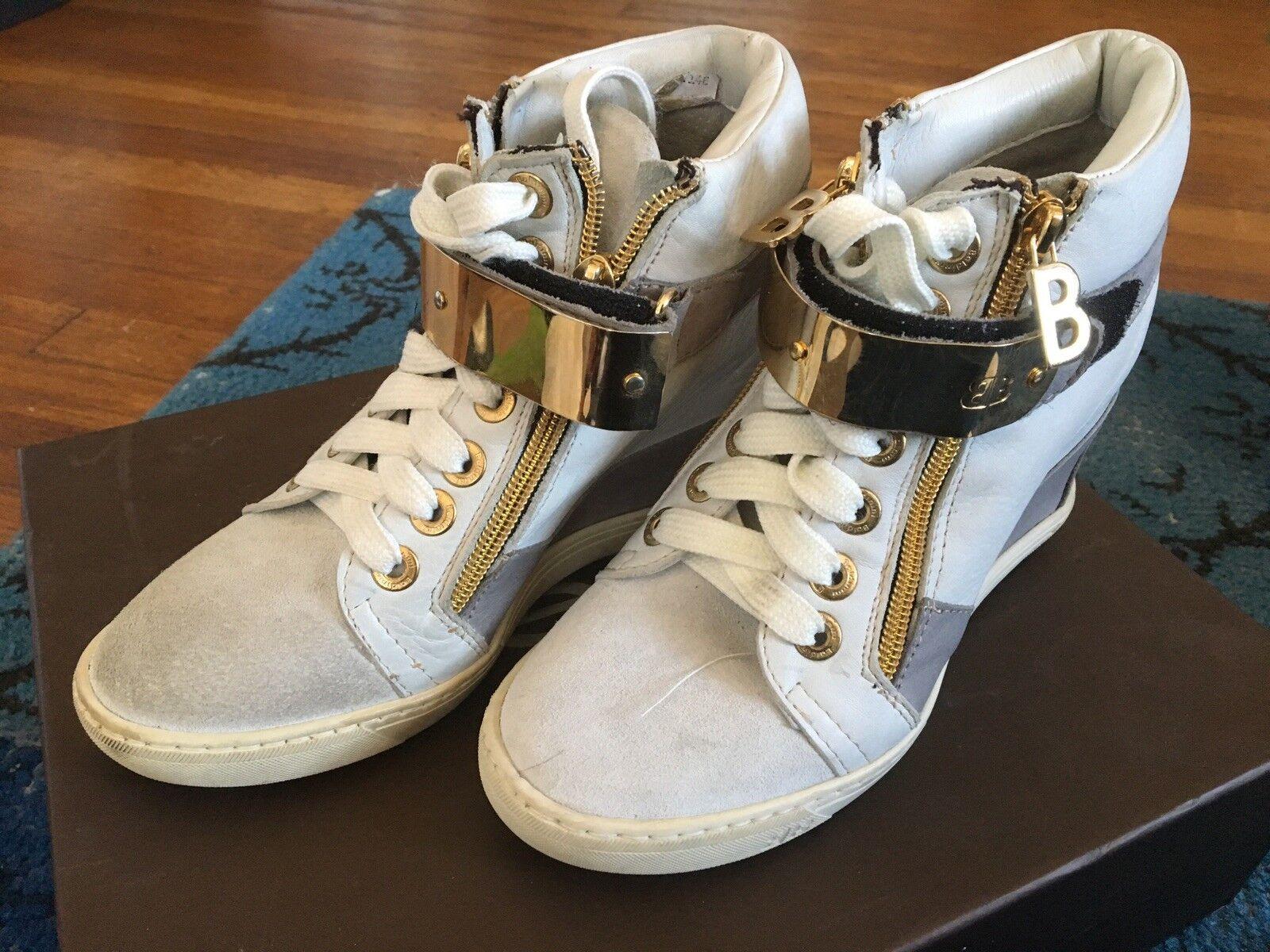 Baldinini Platform Sneakers  37