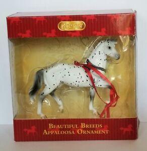 Breyer-700514-Appaloosa-Beautiful-Breeds-Horse-Holiday-Christmas-Ornament-NWB