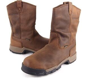 fb895de33b7 Details about Wolverine W10152 Men Gear Waterproof EH Pull On ICS Composite  Toe Safety Boots
