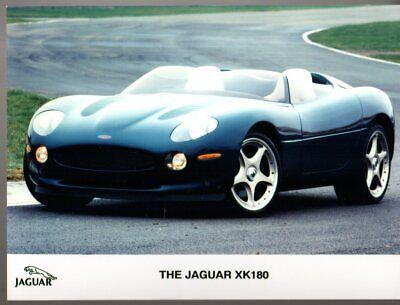 Jaguar XK 180 Concept Car 1998 Original UK Market Press ...