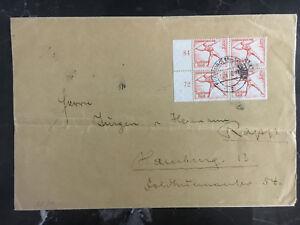 1936-Freiburg-Germany-Oversize-Cover-to-Hamburg-Olympics-Stamps-1
