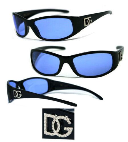 Blue Lens #DG83 DG Mens Fashion Sunglasses Free Pouch