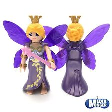 playmobil® Figur: Elfe | Fee | Flügel lila | Königin | Zauberstab NEU & OVP