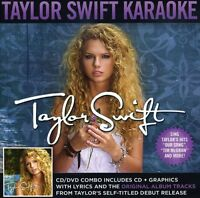 Taylor Swift - Taylor Swift - Karaoke [new Cd] With Dvd on sale