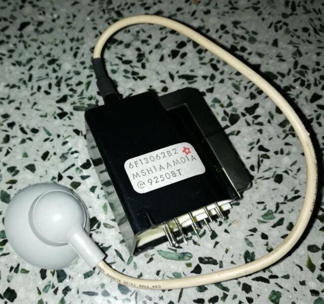 Transformador Lineas CRT, MSH1AAM01A-6F13062B2