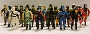 Collection-Lot-of-G-I-JOE-COBRA-ARAH-Action-Figures-YOU-PICK-ALL-NM-MINT