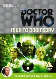 Nuovo Doctor Who - Quattro A Doomsday DVD