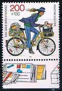 Allemagne-1995-Mi-N-1814-Mnh-Tag-der-Briefmarke