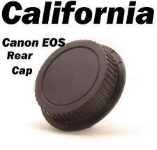 Camera Rear Lens Cap for CANON EF EF-S EOS Lens DSLR  Digital