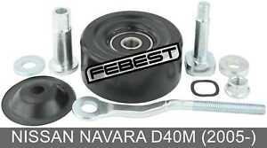 Pulley-Tensioner-Kit-For-Nissan-Navara-D40M-2005