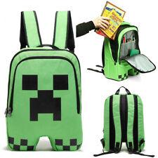 Minecraft Steve Overworld Backpack