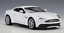 Welly-1-24-Aston-Martin-Vanquish-White-Diecast-Model-Sports-Racing-Car-Toy-BOXED thumbnail 4