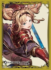 Granblue Fantasy Societte Card Game Character Mat Sleeves Collection MT463 Anime Art
