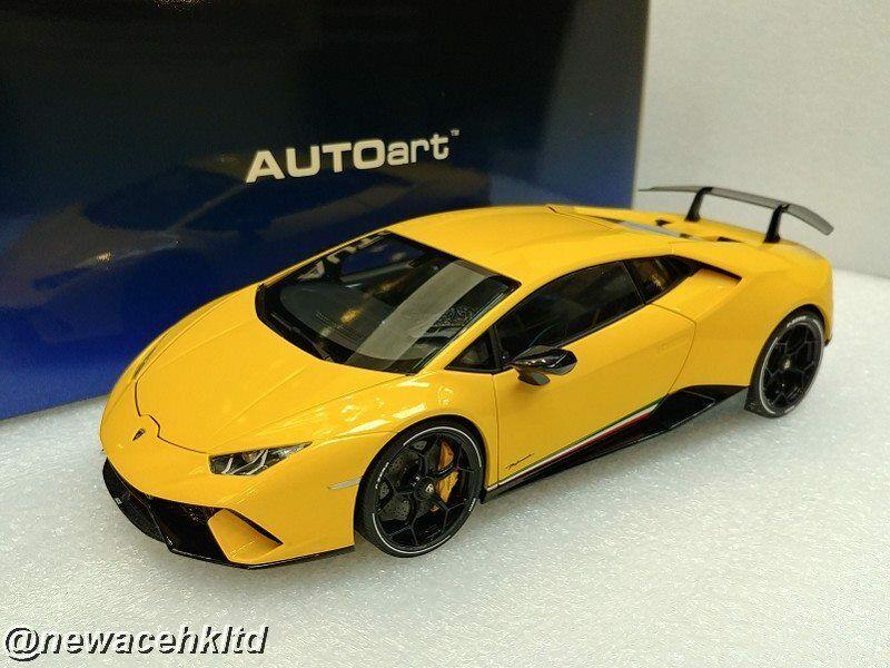 Lamborghini Huracan performante AutoArt MODEL 1 18  79155