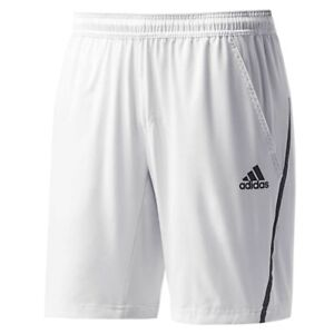 Details about Adidas Barricade Tennis Shorts Mens Bermuda Sports Training Pants ZVEREV White show original title