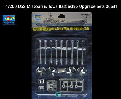 Trumpeter Scale Models 1:200 USS Missouri and Iowa Warship Upgrade Kit 06631
