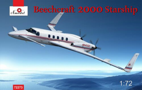 Neu Amodel 72273-1:72 Beechcraft 2000 Starship N641SE