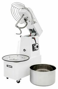 Dough Kneading Machine Pasta Machine with continuous speed 16 Litre gastlando