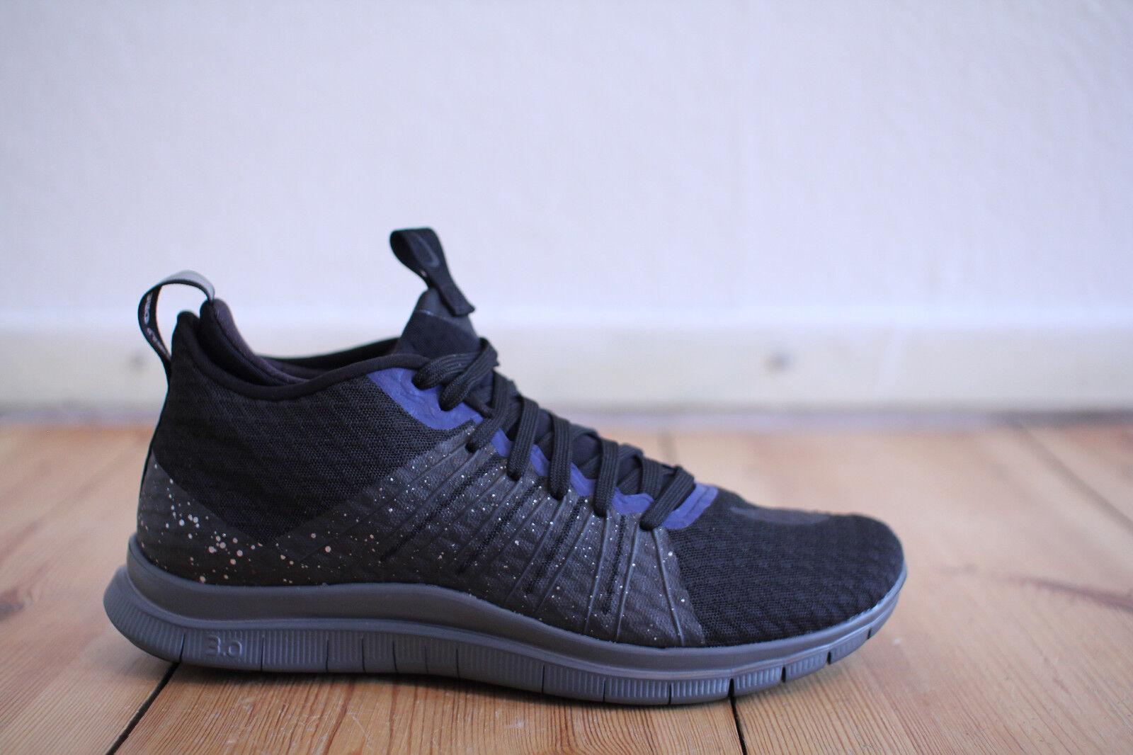 Nike Free Hypervenom 2 FC Schwarz Gr. 41,44 NEU & OVP