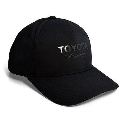 Toyota Racing Pacer Black Baseball Cap