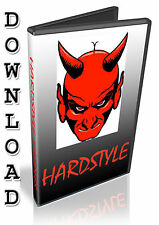 HARDSTYLE SAMPLES - REASON REFILL - HALION - FRUITY LOOPS -  CUBASE - WAV FILES