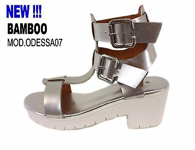 New ODESSA7 Women Sandals Shoes Gladiator Thong Flops T Strap Flip Flat Strappy