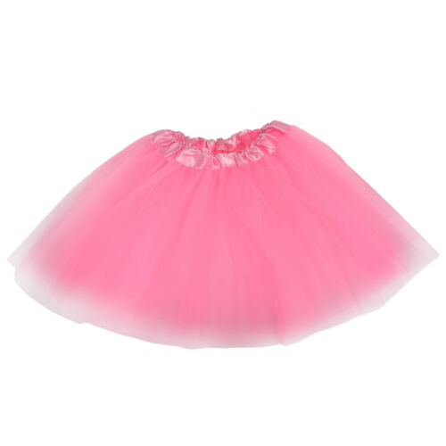 Tutu skirt with Tulle pink ballerina Dance Ballet dance costume A5I1