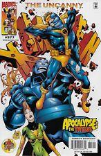 The Uncanny X-Men (Vol.1) No.377 / 2000 Apocalypse / Alan Davis & Tom Raney
