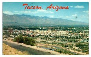 1962-Aerial-View-of-Tucson-AZ-Postcard
