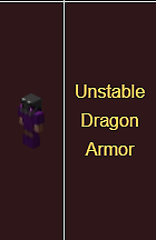 Minecraft Hypixel Skyblock Unstable Dragon Armor Full Set Ebay Unstable dragon armour has been one of the bottom tier dragon sets for a long time, and in my how to how afk your chicken farm in hypixel skyblock! microsoft